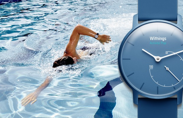 Withings_activite_natation_bandeau