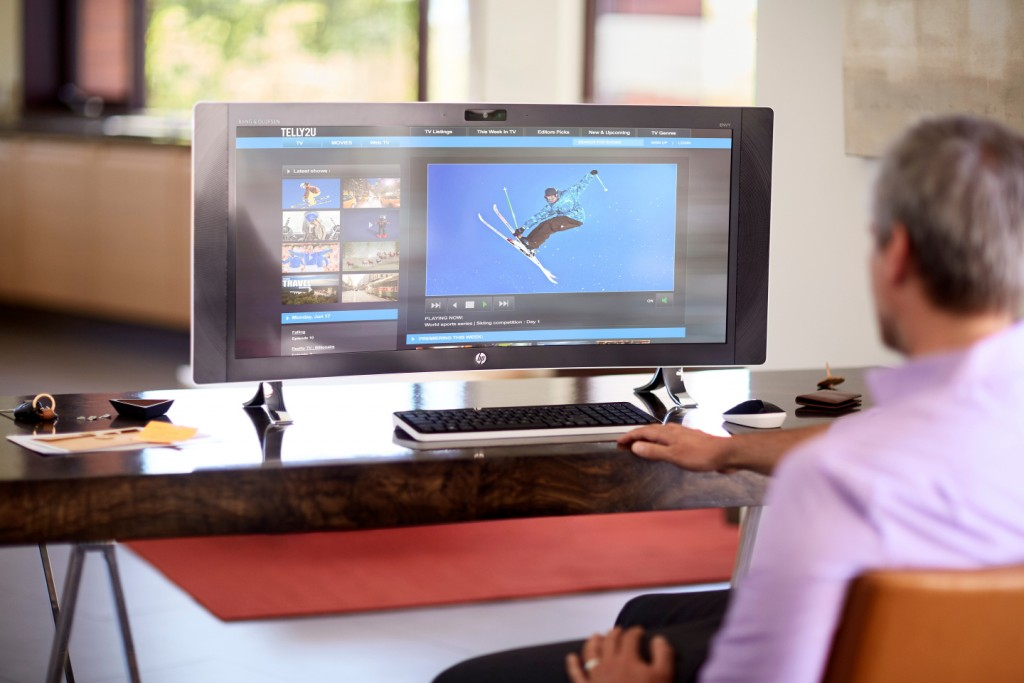 HP ENVY Curved All-in-One_home office 2_lifestyle