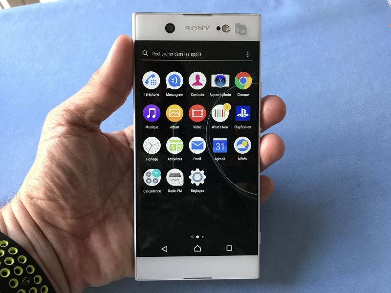 Test Sony Xperia Xa1 Ultra Wearemobians Wearemobians
