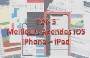 TOP 5 agendas iOS iPhone iPad