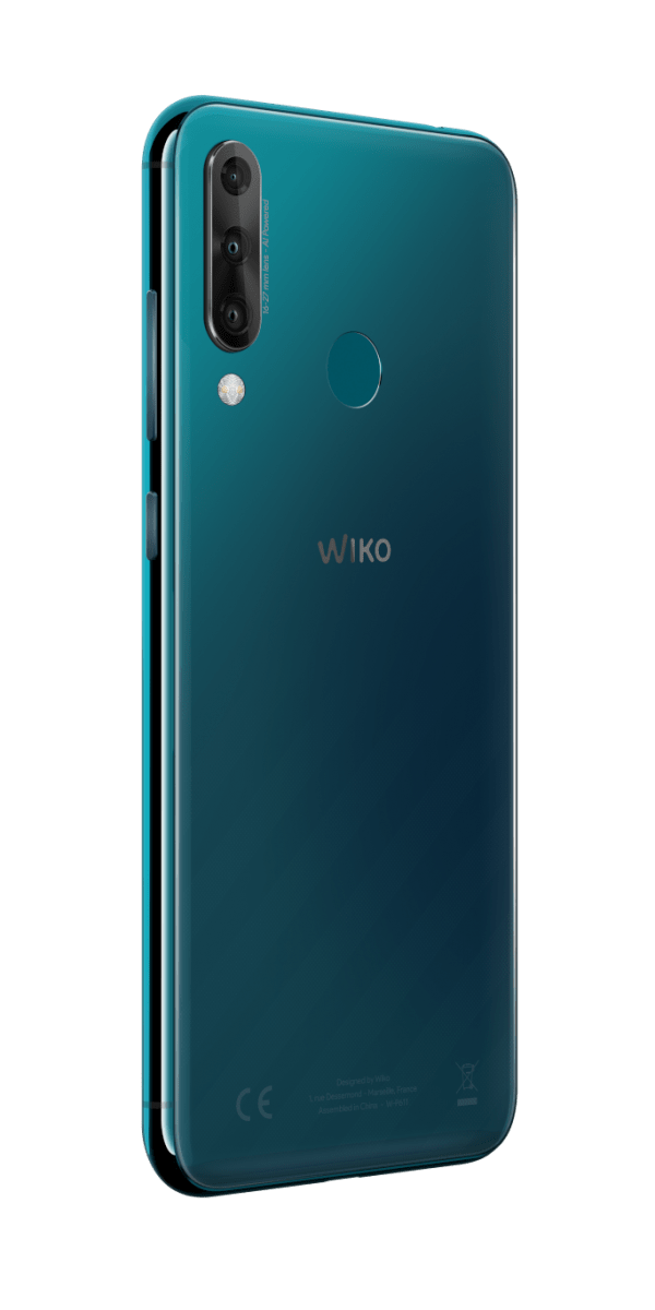 Wiko_MWC2019_View-3-Pro_Ocean_3Quart-Back_HD